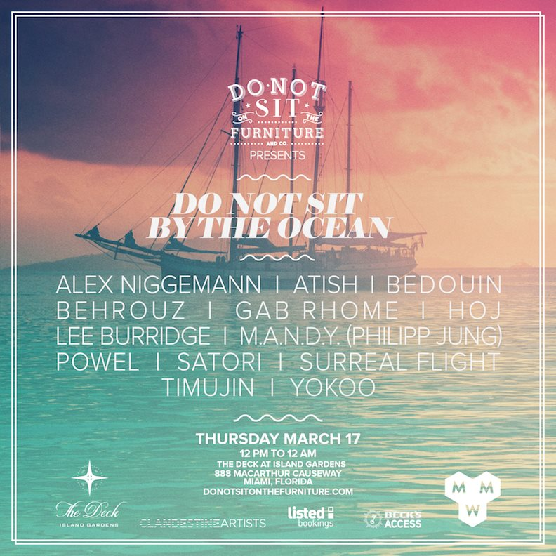 download → livesets from Do Not Sit by the Ocean, Miami, WMC, MMW 2016 - 17-Mar-2016