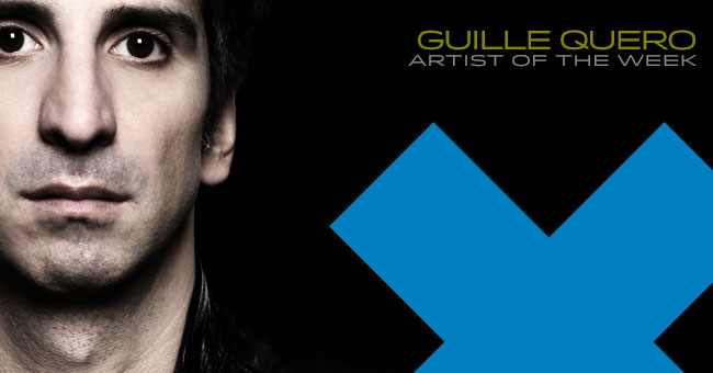 download → Guille Quero - Artist of the Week on friskyRadio - March 2014