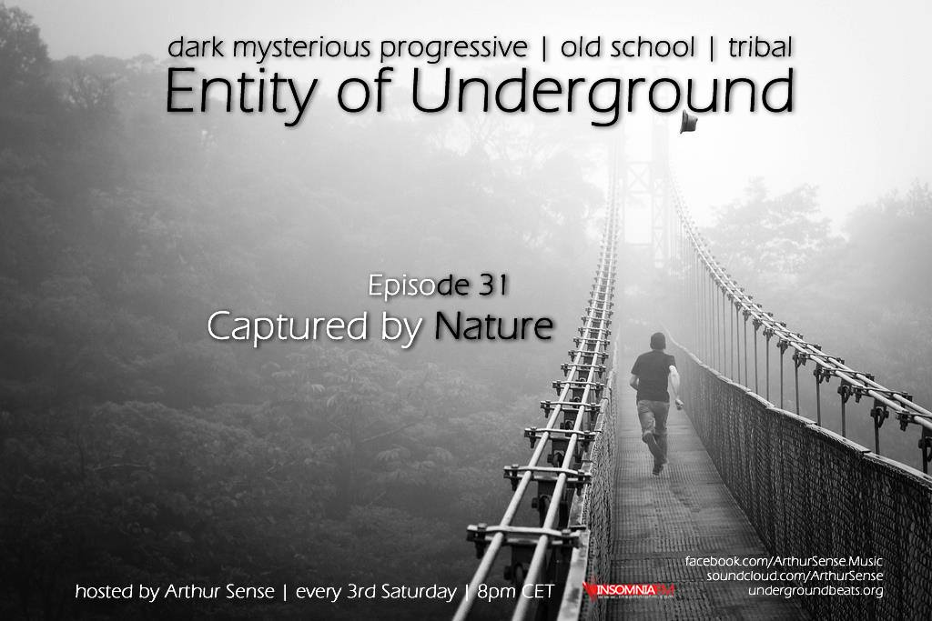 download → Arthur Sense - Entity of Underground 031: Captured by Nature on Insomniafm - February 2014