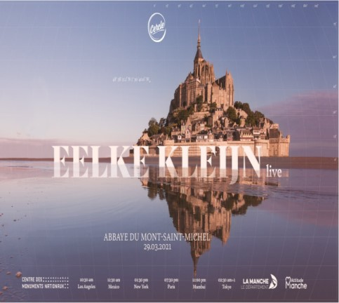 download → Eelke Kleijn - Live @ Abbaye du Mont-Saint-Michel, Cercle (France) - 29-Mar-2021