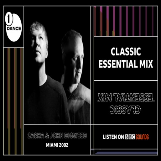 download → Sasha & John Digweed - BBC Radio 1