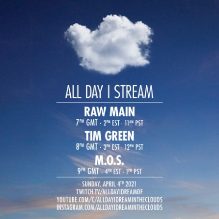 download → Raw Main, Tim Green & M.O.S. - Live @ All Day I Stream - 04-Apr-2021