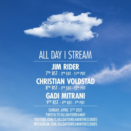download → Jim Rider, Christian Voldstad & Gadi Mitrani - Live @ All Day I Stream Week - 11-Apr-2021