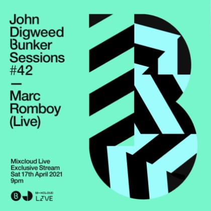 download → John Digweed - Live @ Bunker Sessions #42 - 17-Apr-2021