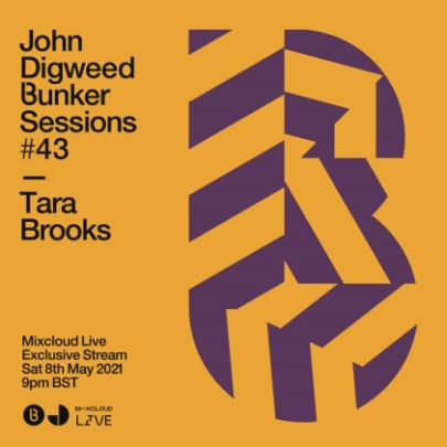 download → John Digweed - Live @ Bunker Sessions #43 - 08-May-2021