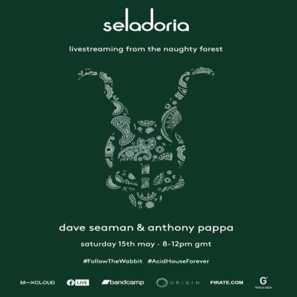 download → Dave Seaman & Anthony Pappa - Live @ The Naughty Forest Seladoria - 15-May-2021