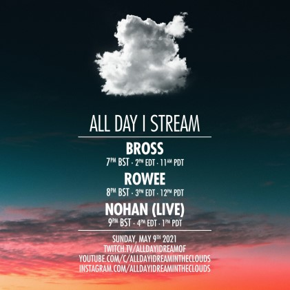 download → Bross, Rowee & Nohan - Live @ All Day I Stream - 09-May-2021