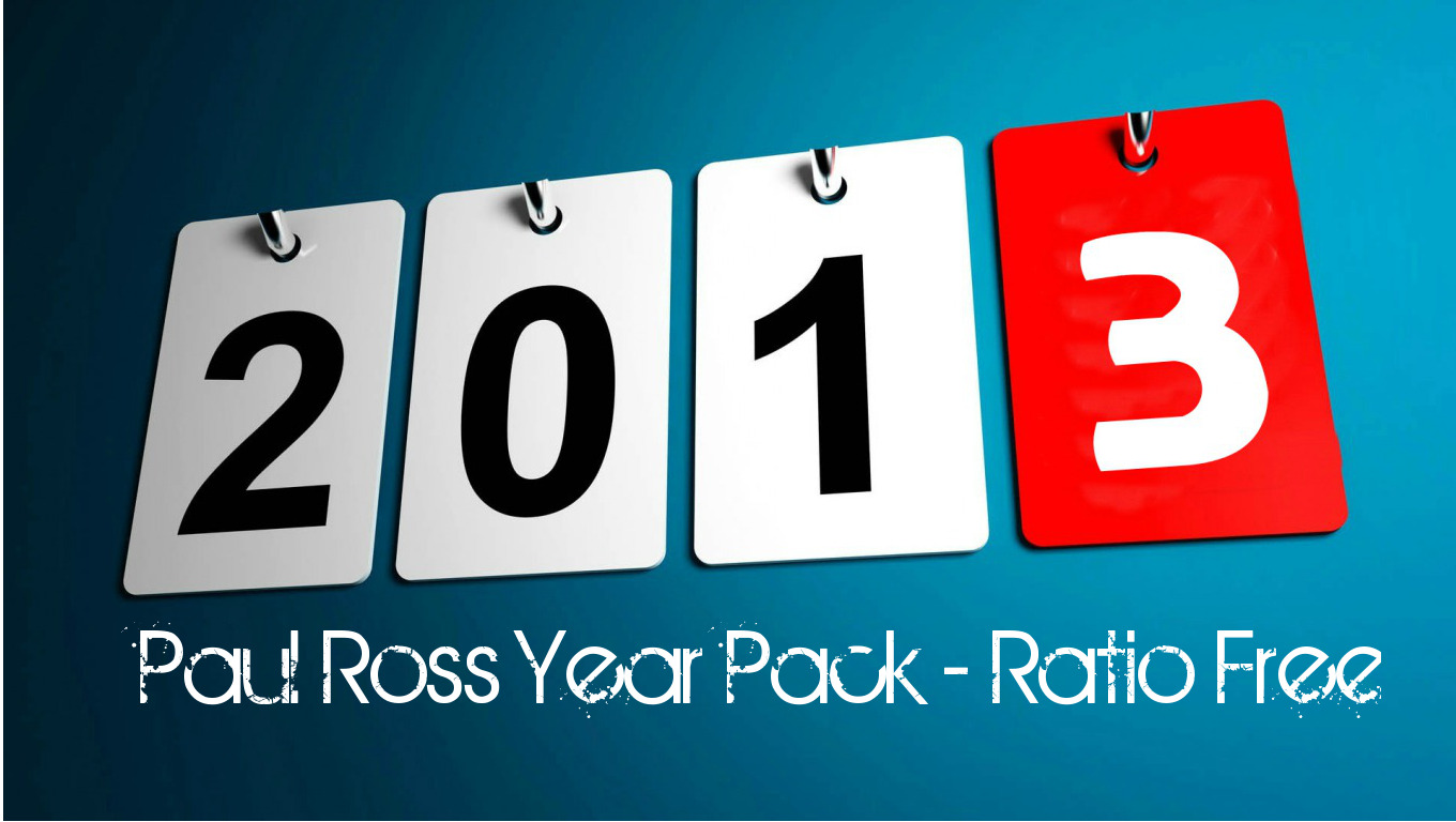 download → Paul Ross - Year Pack - 2013 - Ratio FREE