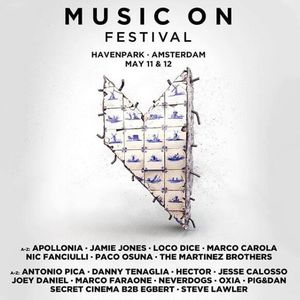download → Paco Osuna - Live @ Music On Festival (Amsterdam) - 11-May-2019