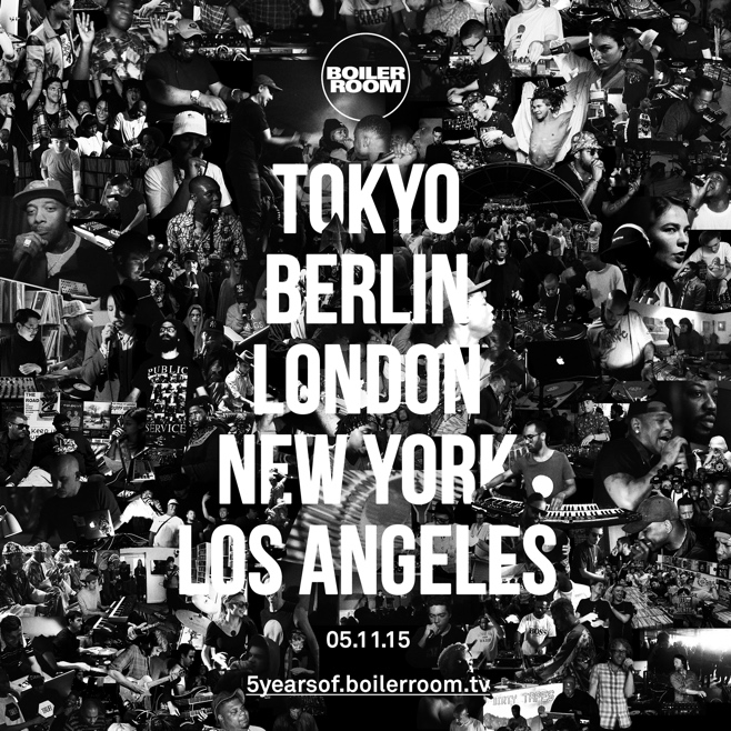 download → 5 Years of Boiler Room - ALL SETS