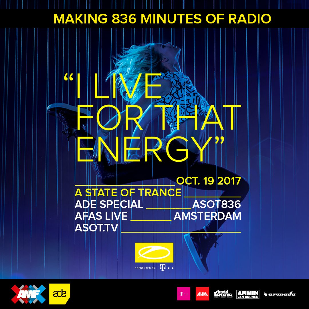 download → Armin Van Buuren & Friends - live at A State Of Trance 836, ADE 2017 Special (Amsterdam) - 1080p HD - 19-Oct-2017