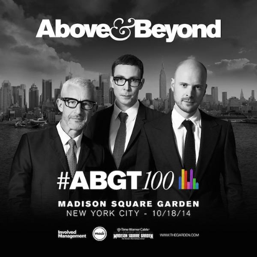 download → Above and Beyond, Mat Zo, Andrew Bayer & Ilan Bluestone - Live at ABGT100 Madison Square Garden New York City, 720p stream - 18-Oct-2014