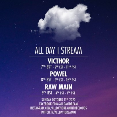 download → Victhor, Powel & Raw Main - Live @ All Day I Stream - 12-Oct-2020