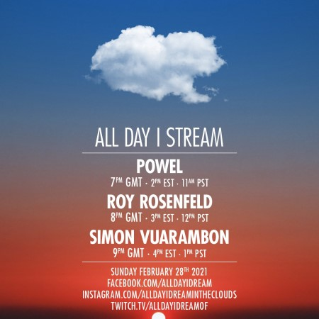 download → Powel, Roy Rosenfeld & Simon Vuarambon - Live @ All Day I Stream - 28-Feb-2021