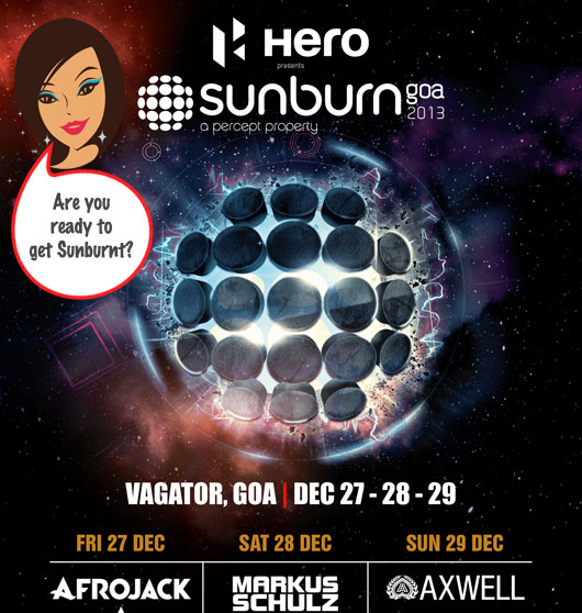 download → Afrojack, Shermanology & Apster - Live at Sunburn Goa 2013, 720p Stream - 27-Dec-2013