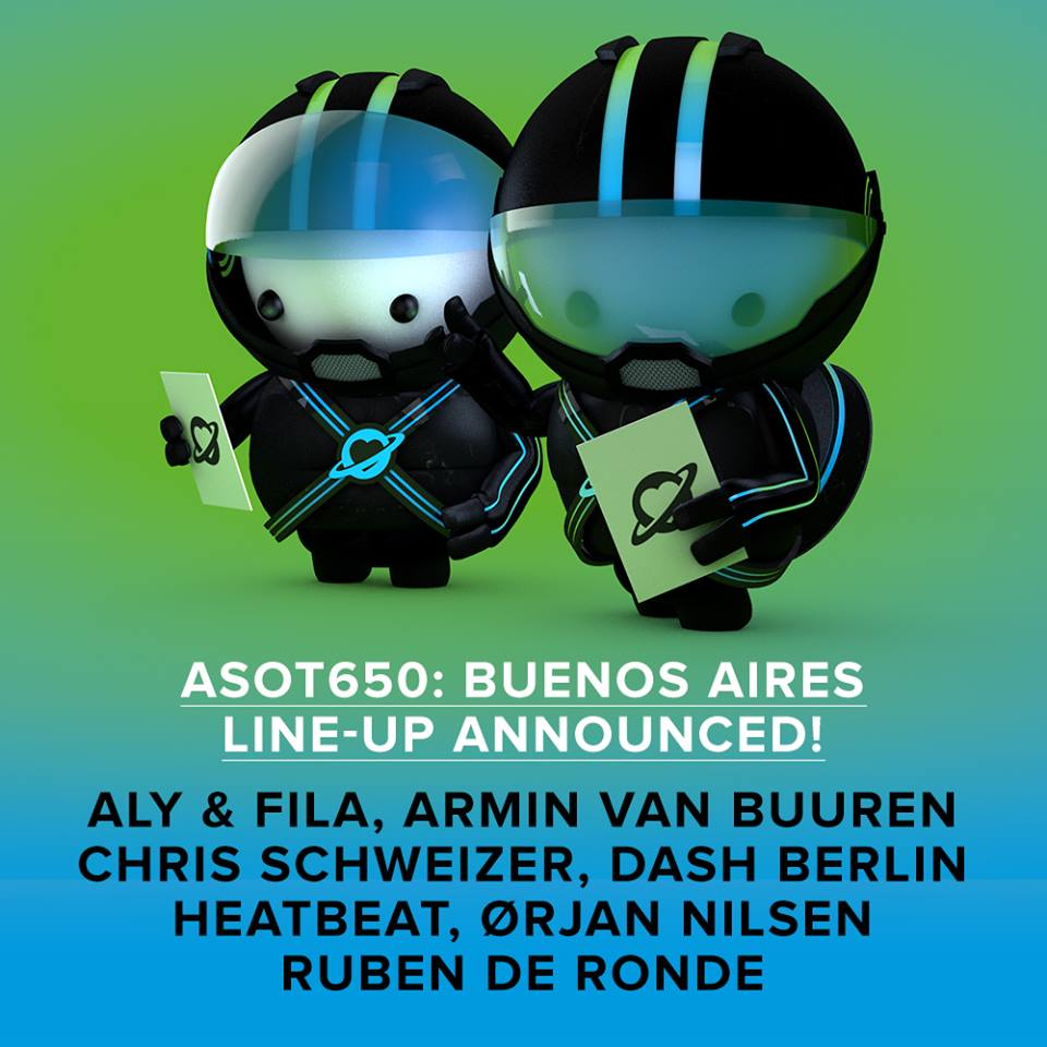 download → Armin Van Buuren, Dash Berlin, Orjan Nilsen, Ruben De Ronde, Heatbeat, Chris Schweizer & Tomas Heredia  - Live At ASOT 650, Ciudad Del Rock (Buenos Aires) - 03-Jan-2014