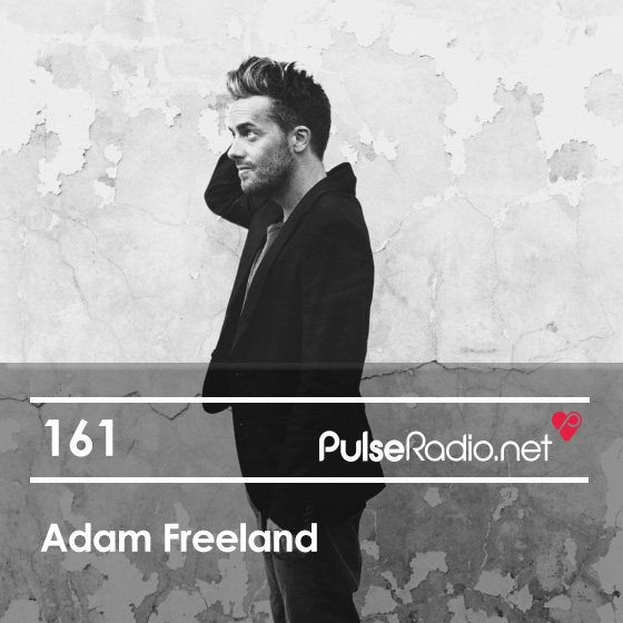 download → Adam Freeland - Pulse Podcast 161 - February 2014