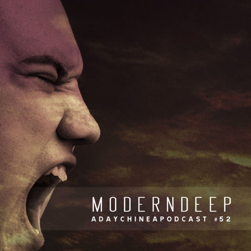 MODERNDEEP :: Episode 052 (aired on March 26th, 2015) banner logo