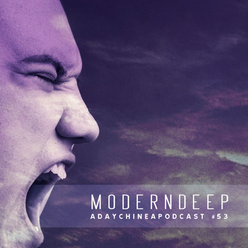 MODERNDEEP :: Episode 053 (aired on April 2nd, 2015) banner logo