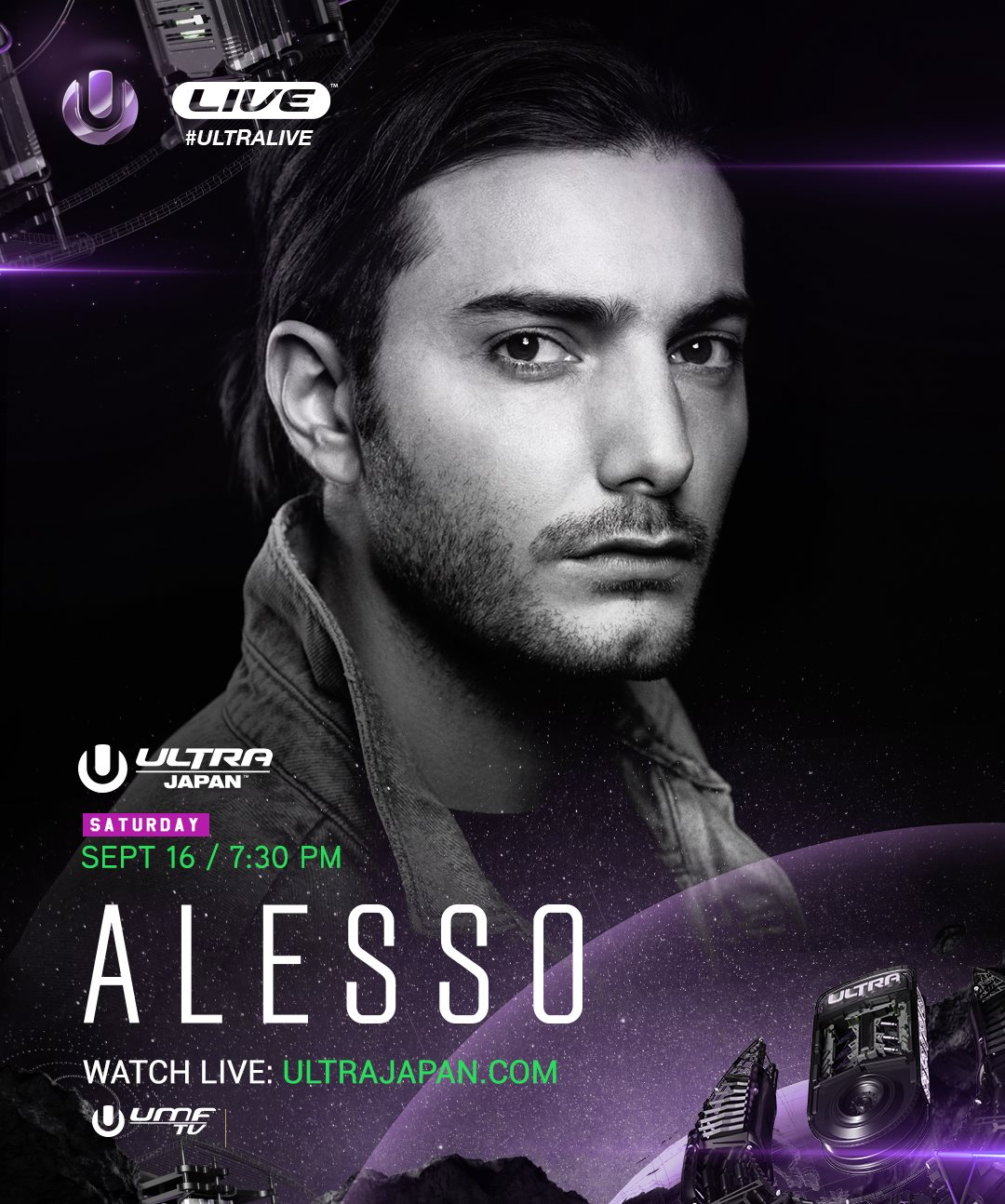 download → Alesso - live at Ultra Music Festival 2017 (Japan) - 16-Sep-2017