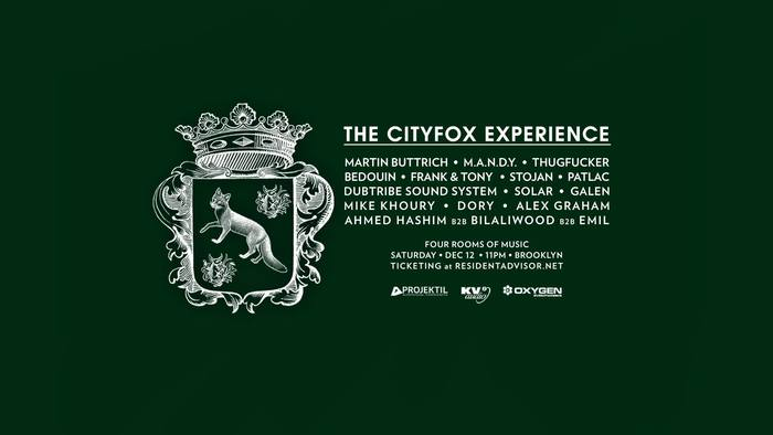 download → Alex Graham - Live At The Cityfox Experience, NYC - 12-Dec-2015