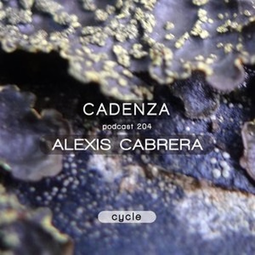 download → Alexis Cabrera - live at Cadenza (Cycle+Source) - March 2016