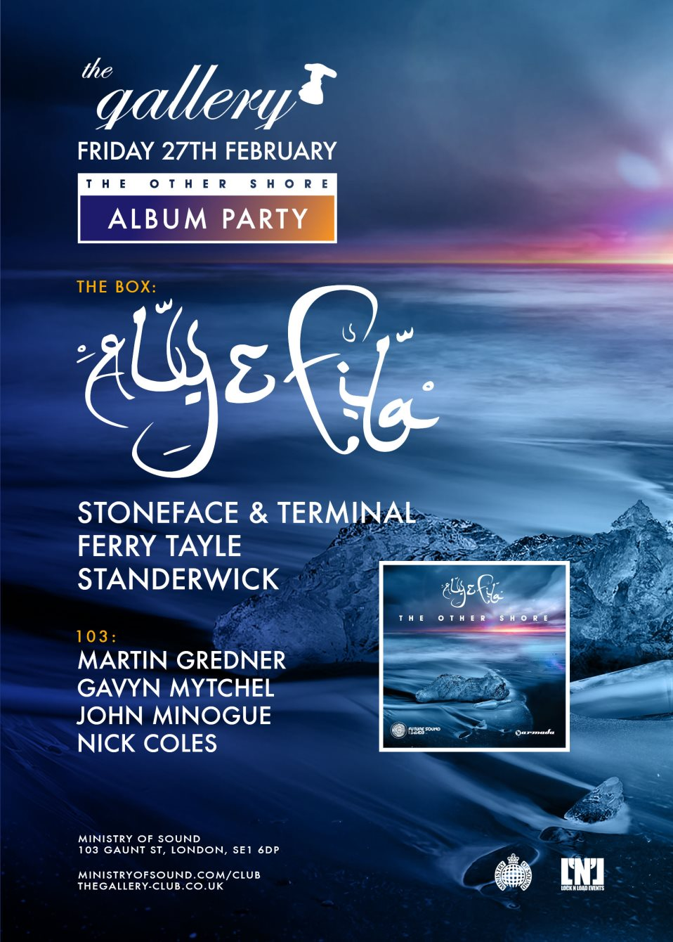 download → Aly and Fila - live at Ministry of Sound, London - 27-Feb-2015