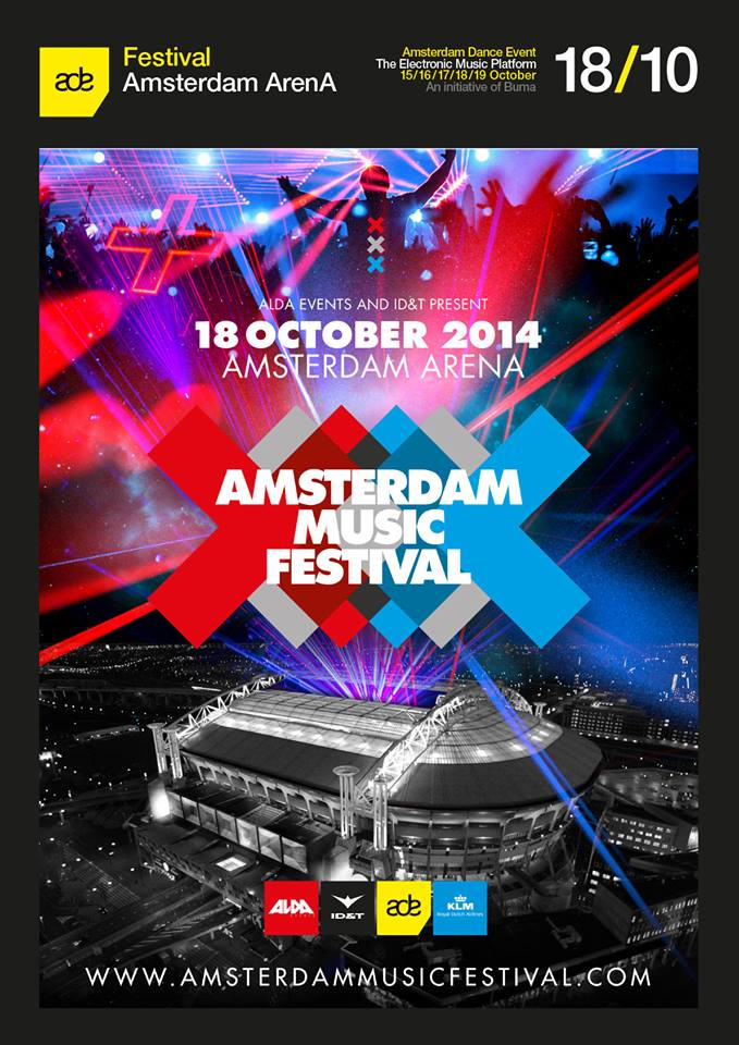 download → Amsterdam Music Festival 2014 livesets