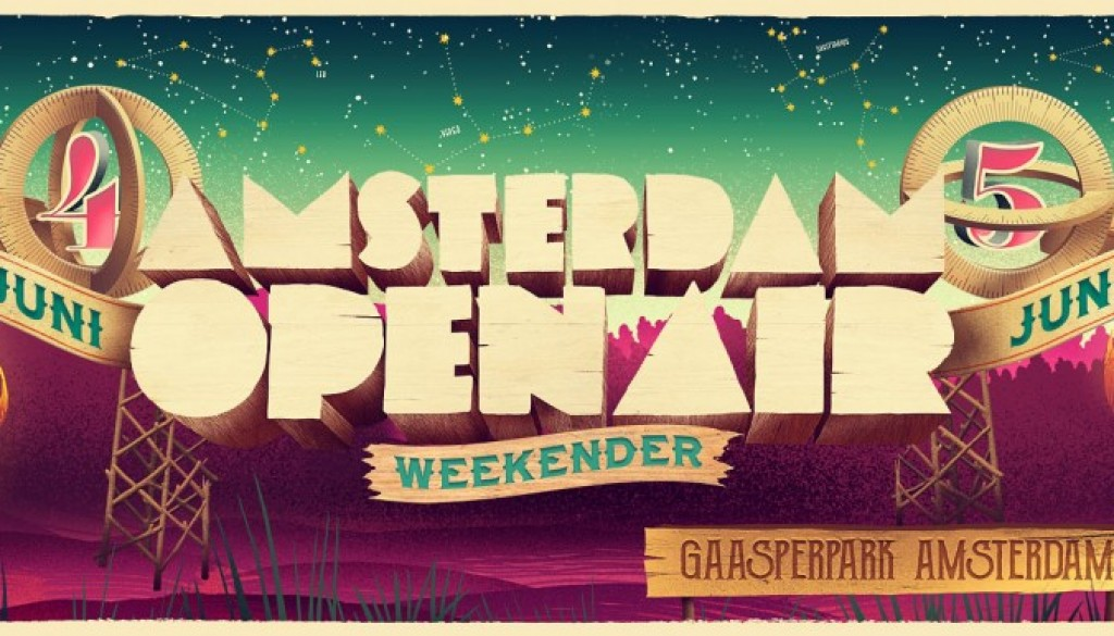 Ben Pearce - live at Amsterdam Open Air 2014 - 08-Jun-2014