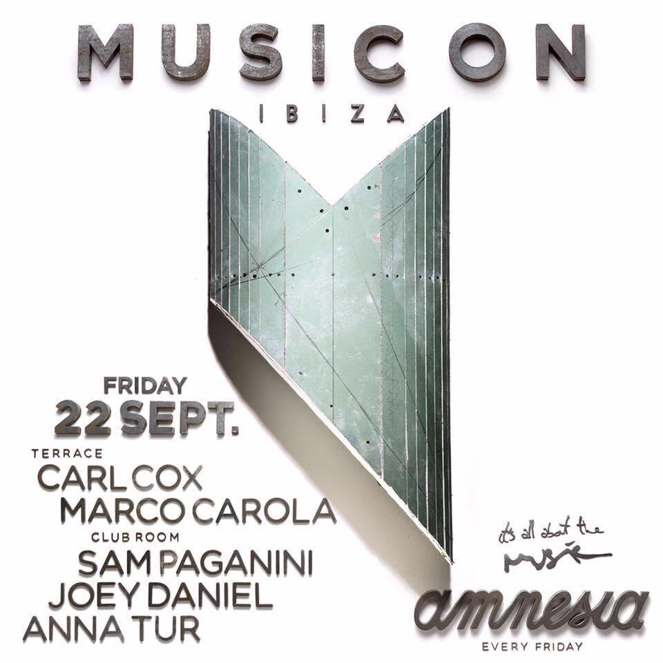 download → Anatole - live at Music On (Amnesia, Ibiza) - 22-Sep-2017