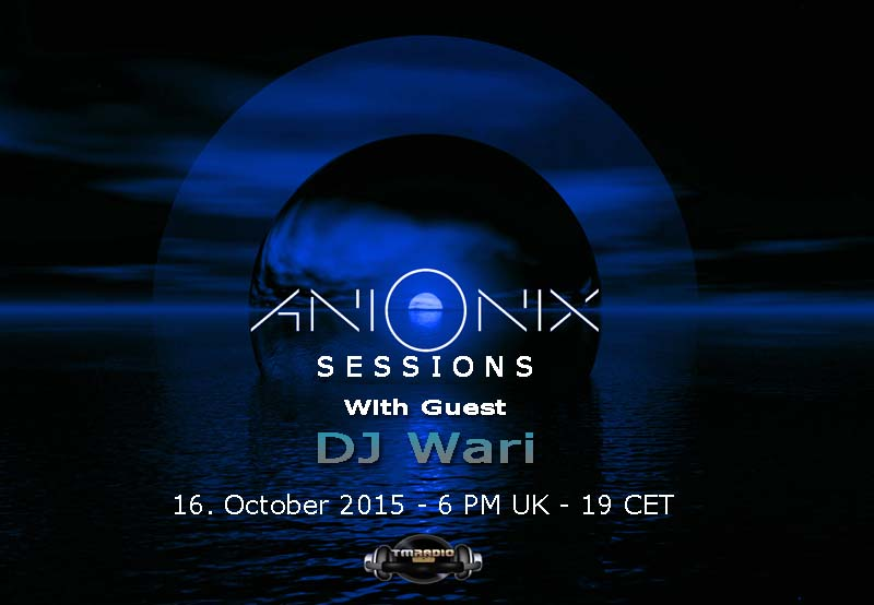 download → Ani Onix, DJ Wari - Ani Onix Sessions 011 on TM Radio - 16-Oct-2015