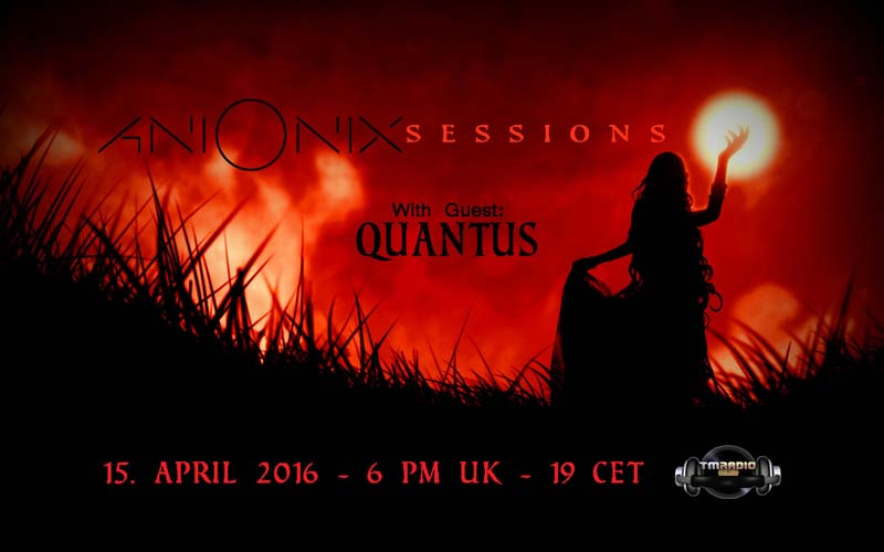 download → Ani Onix, Quantus - Ani Onix Sessions 016 on TM Radio - 15-Apr-2016