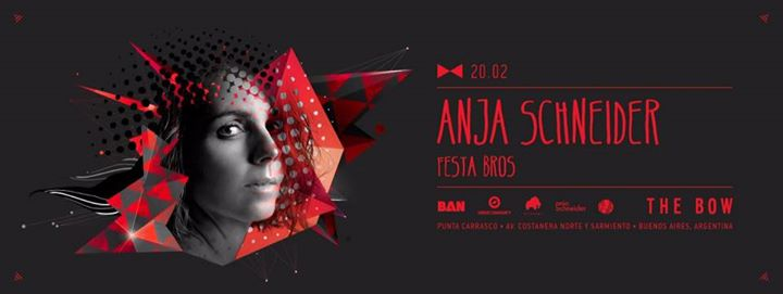 download → Anja Schneider - live at The Bow (Buenos Aires) - 20-Feb-2016