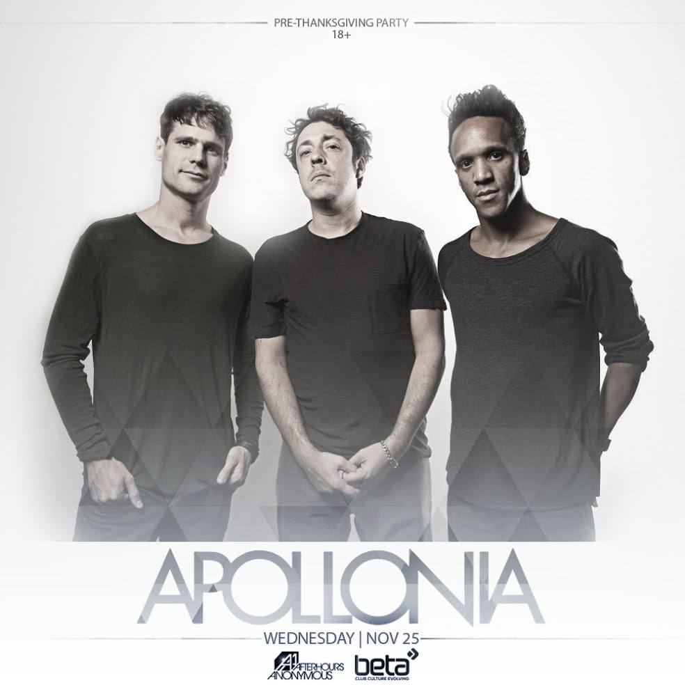 download → Josh Wetherington - live at Afterhours Anonymous (Beta, Denver) with Apollonia - 25-Nov-2015