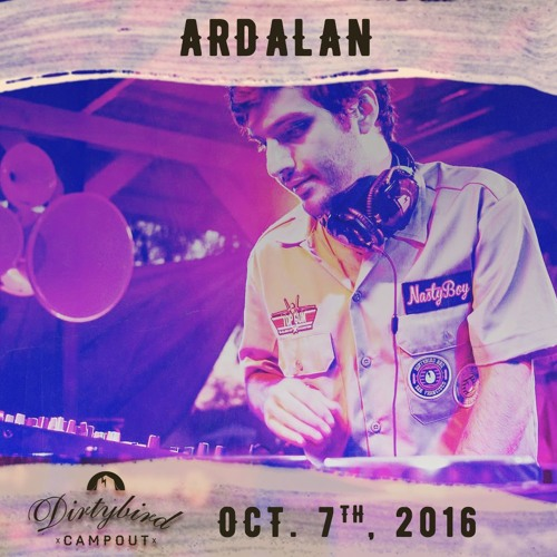 download → Ardalan - Live at The DIRTYBIRD Campout - 2016