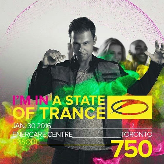 download → Armin Van Buuren - live at A State of Trance 750, Enercare Centre (Toronto) - 30-Jan-2016