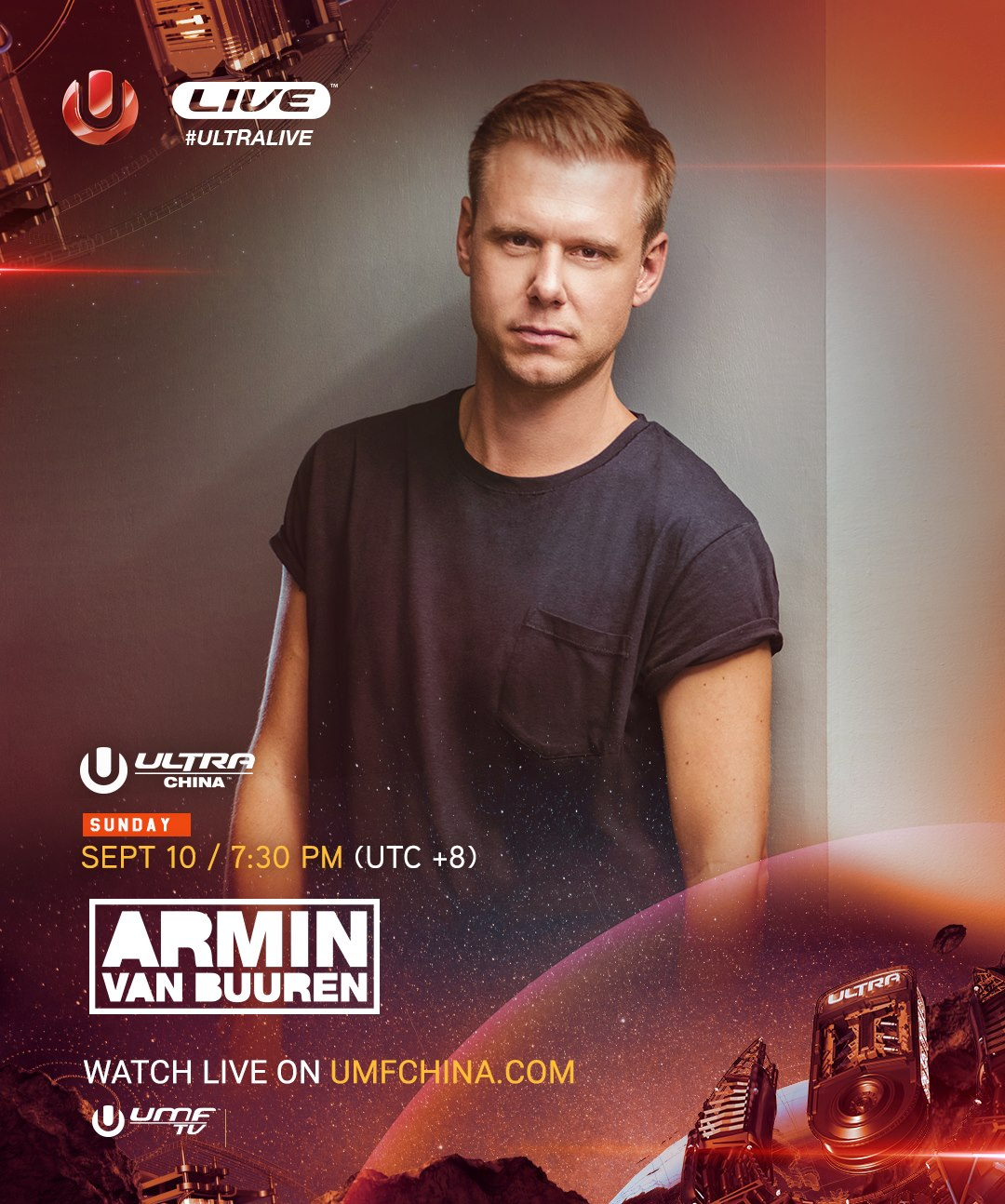 download → Armin Van Buuren - live at Ultra Music Festival 2017 (China) - 10-Sep-2017
