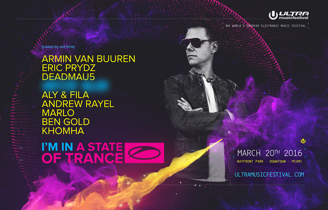 download → Armin van Buuren (warm-up) - live at Ultra Music Festival 2016, A State of Trance 750 stage (Miami) - 20-Mar-2016