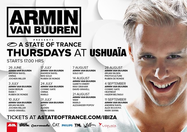download → Armin Van Buuren - Live at Ushuaia (Ibiza) - 07-Aug-2014