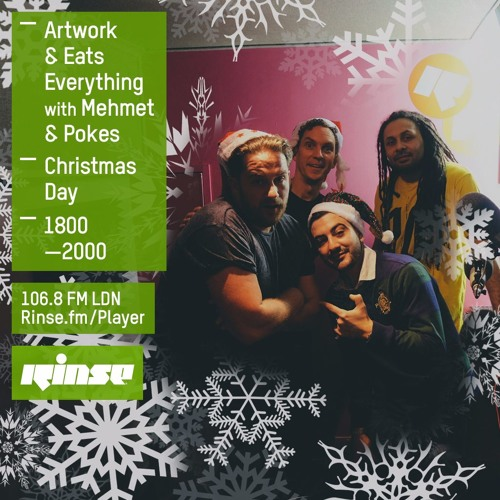 download → Artwork & Eatseverything - Rinse FM Podcast (Rinse Boxing days) - 25-Dec-2015