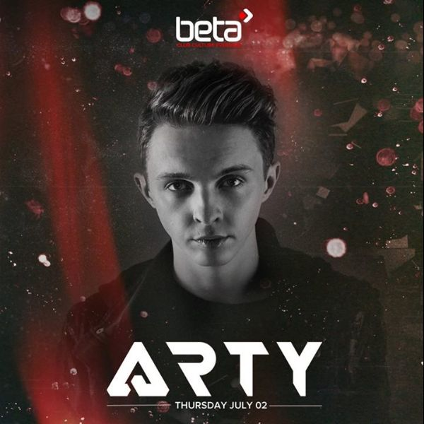 download → Arty - live at NRG Thursdays, Beta Nightclub, Denver - 02-Jul-2015