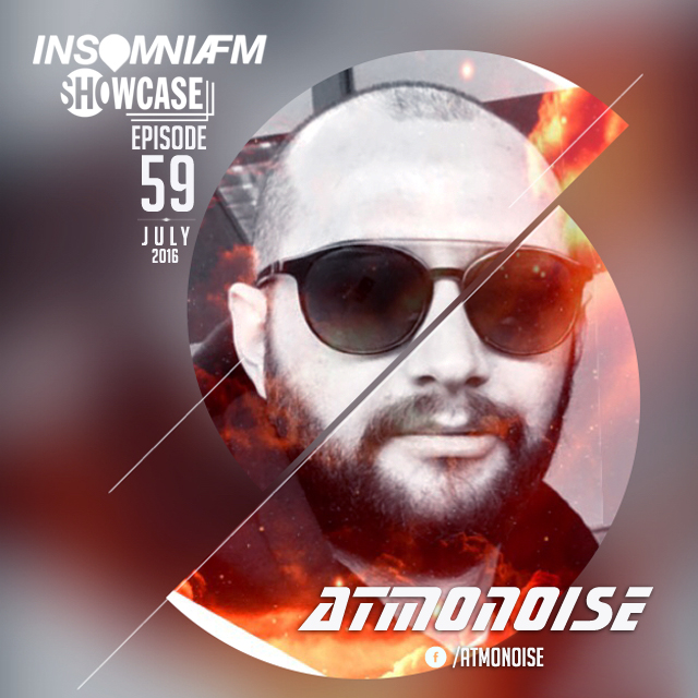 download → AtmoNoise - Insomniafm Showcase 059 on TM Radio - 01-Jul-2016