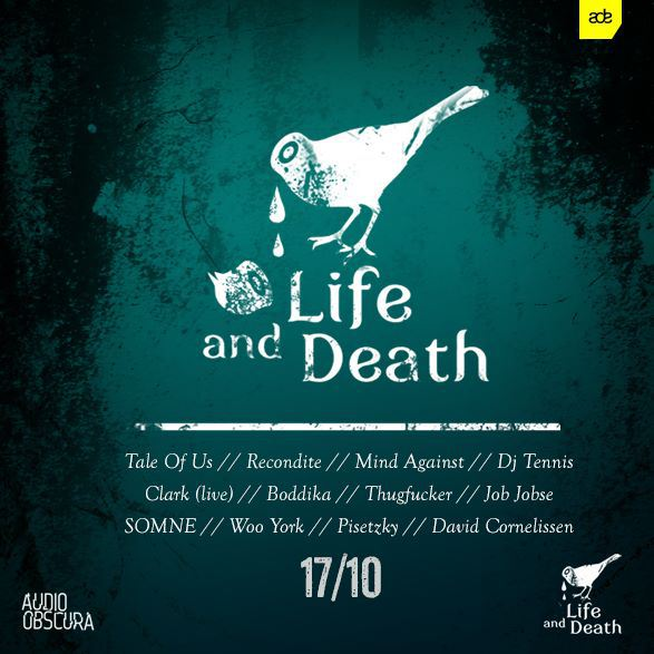 download → Pisetzky - live at Life and Death x ADE 2015 (Amsterdam) - 17-Oct-2015