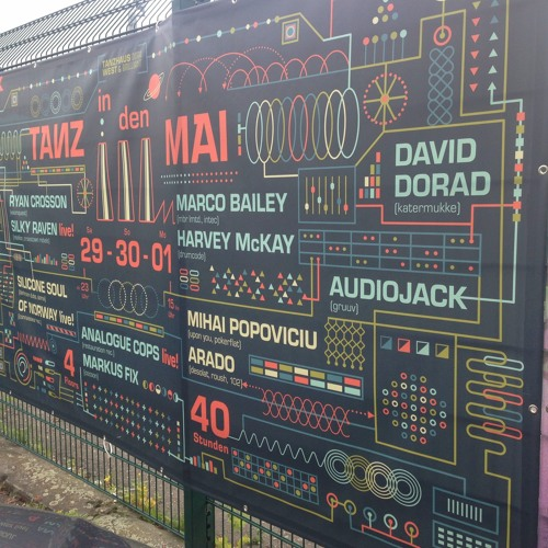 download → Audiojack - live at Tanzhaus West (Frankfurt) - 30-Apr-2017