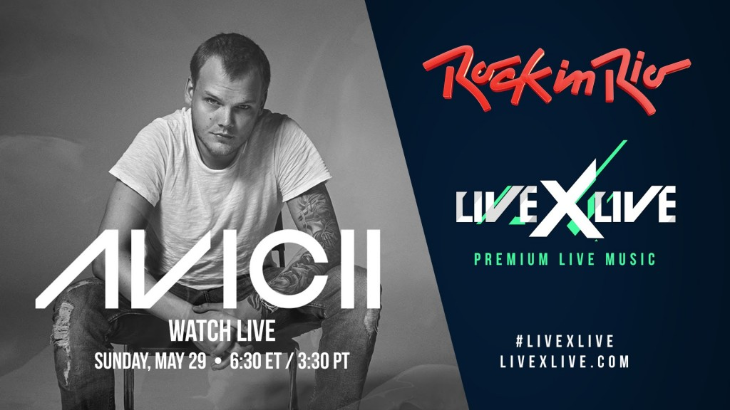 download → Avicii - Live at Rock in Rio (Lisboa) - 29-May-2016