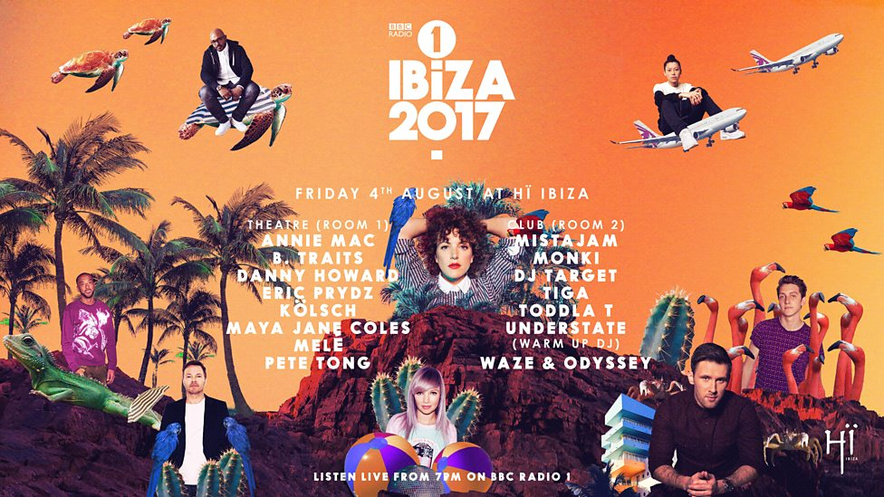 download → Eric Prydz, Pete Tong, Annie Mac, Danny Howard, Kölsch, B. Traits, Maya Jane Coles & Melé - Live at Hï Ibiza 2017 720p STREAM AAC2.0 h264 - 04-Aug-2017