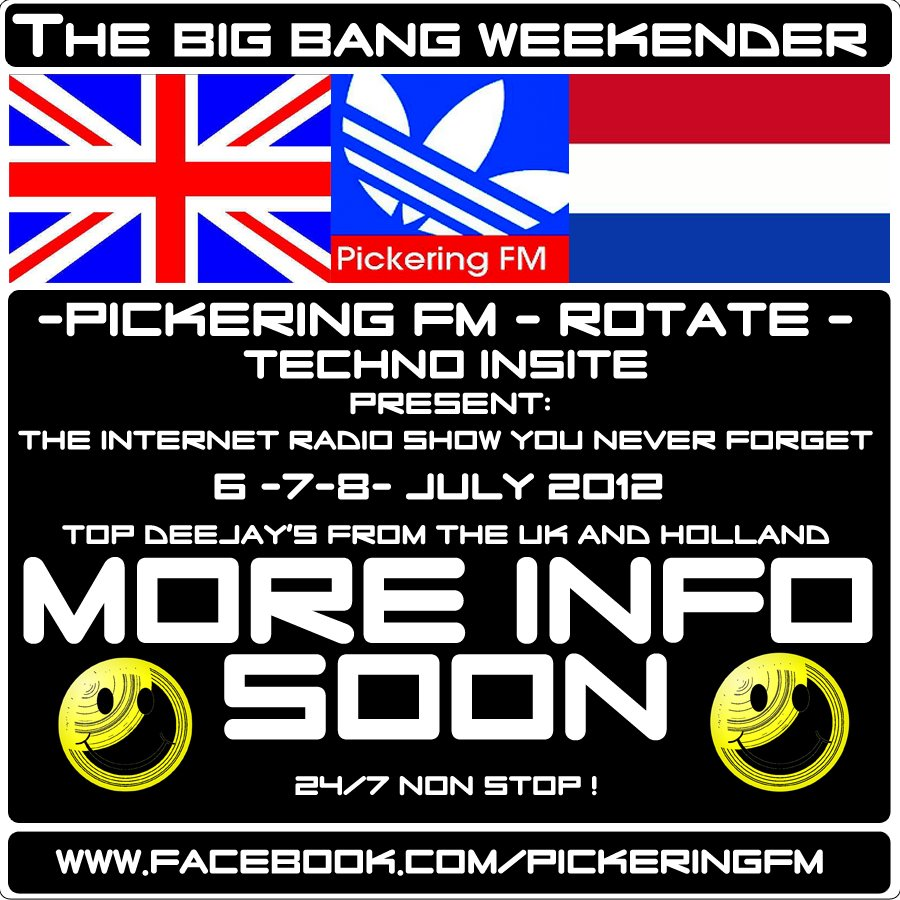 DOWNLOAD MEGAPACK - Big Bang Weekender - England Vs Holland July 2012