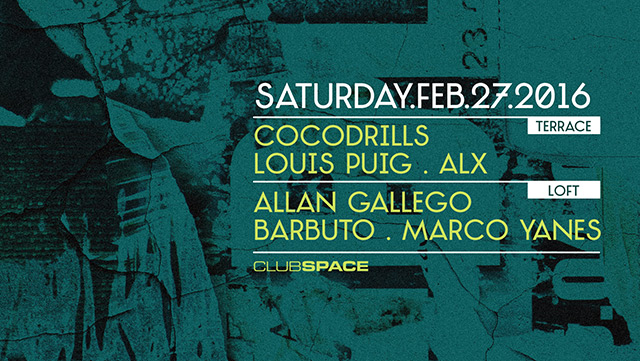 download → Barbuto - live at Club Space (Miami) - 27-Feb-2016