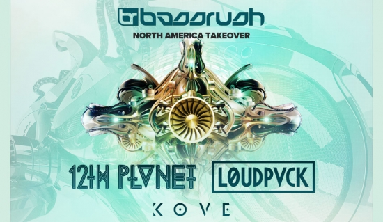 download → LOUDPVCK - live at Bassrush North America Takeover Tour, Beta NightClub, Denver - 10-Jun-2015