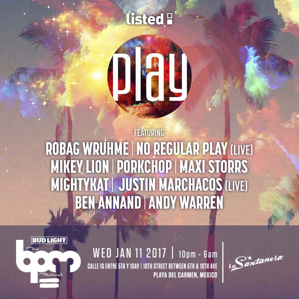 download → Ben Annand - live at Listed Presents Play, La Santanera (THE BPM 2017, Mexico) - 11-Jan-2017
